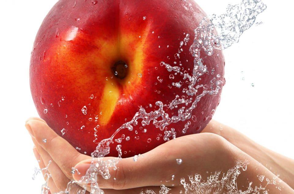 Peachy Massage London Website Image