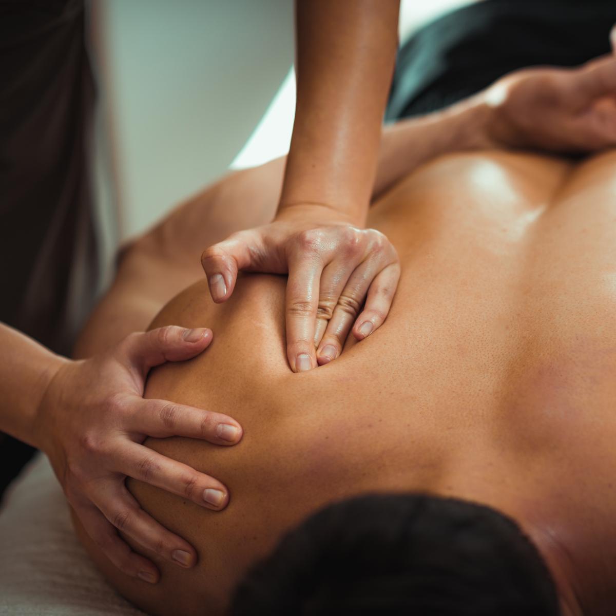 Tantric Massage Menu